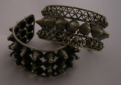 Coiled Dome Bracelet