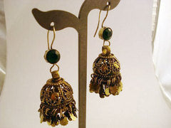 Koochi Tribal Chandelier Earrings