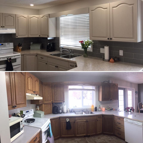 Kitchen Cabinet Makeover - Tuesday January 15th 7-930PM
