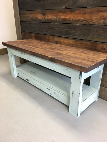 Home Series~ Project 4 of 7 Class #2 Entry Way Bench Saturday March 16th 12-4PM