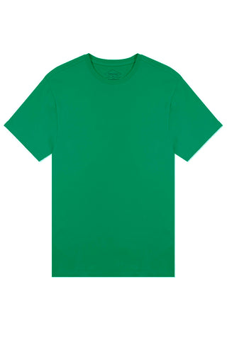 Basic Crewneck T-Shirt - K.Green