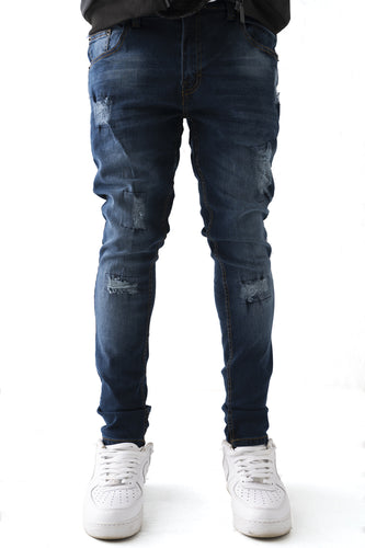 Premium Essential Stretch Skinny Jean - Dark Wash