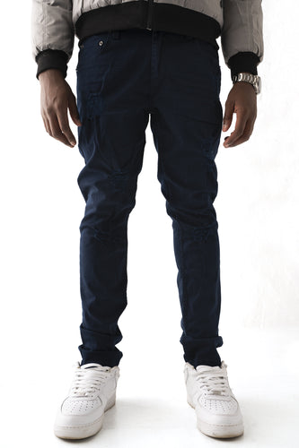 Premium Essential Stretch Skinny Jean - Navy