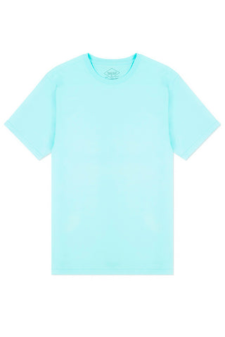 Basic Crewneck T-Shirt - Mint