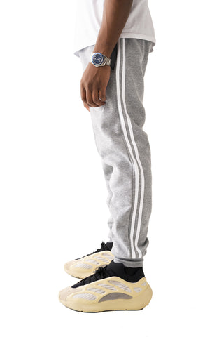 Basic Jogger - Heather Grey