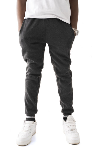 Basic Essential Jogger - Charcoal