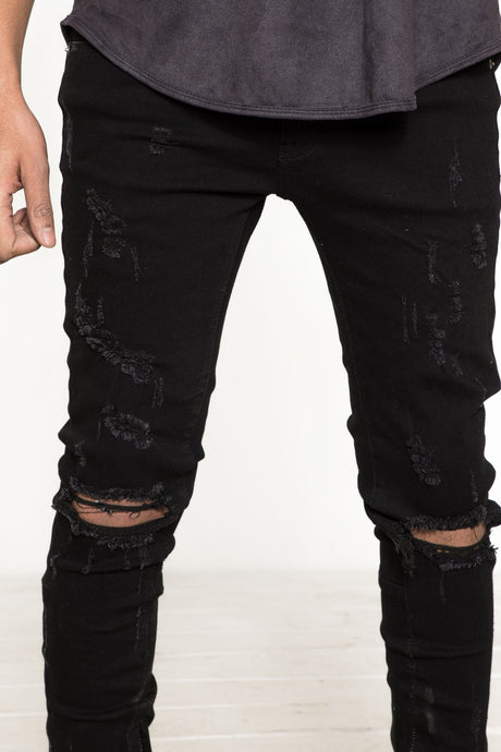 ARES BLACK JEANS