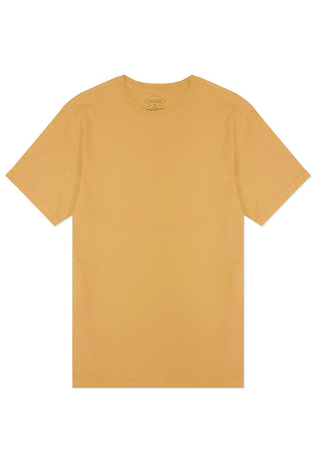 Basic Crewneck T-Shirt - Khaki