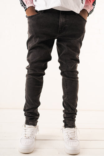 Premium Essential Skinny Jean - Black Ice