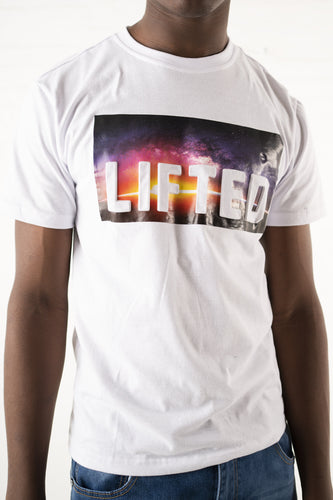 Lifted Graphic T-Shirt - White