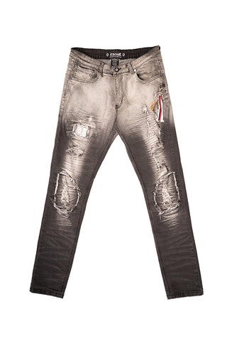 Premium Fashion Jeans - Slim Fit - Night Shore
