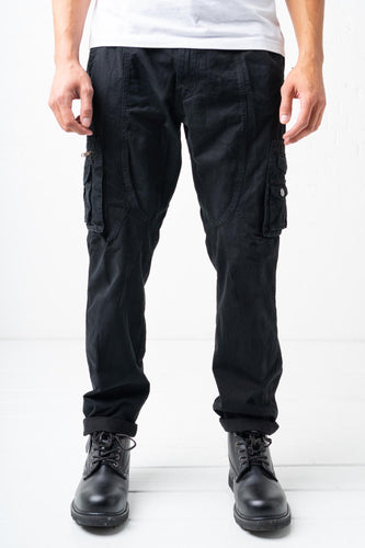 Essential Cargo Pant - Black