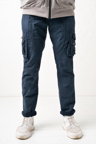 Essential Cargo Pant - Navy