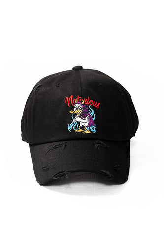 Notorious - Dad Hat - Black