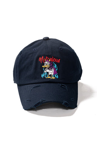 Notorious - Dad Hat - Navy