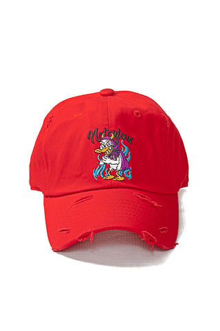 Notorious - Dad Hat - Red