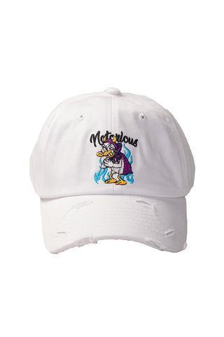 Notorious - Dad Hat - White