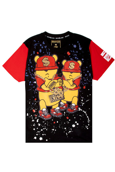Boss Bears T-Shirt - Black