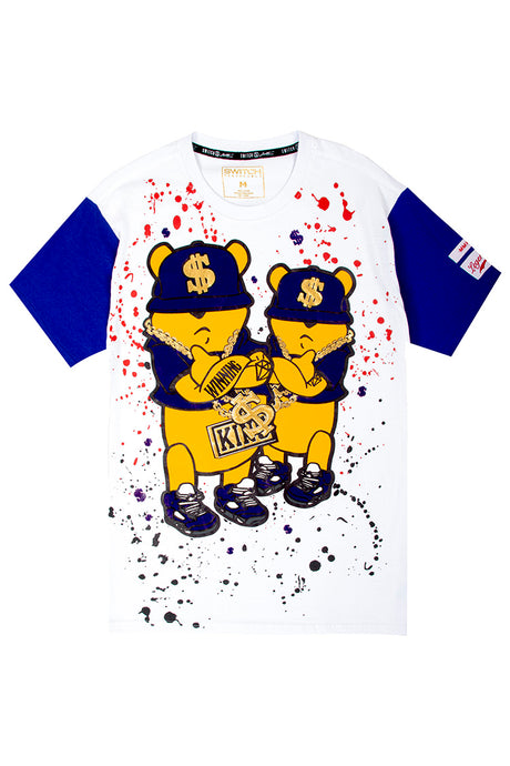 Boss Bears T-Shirt - Royal
