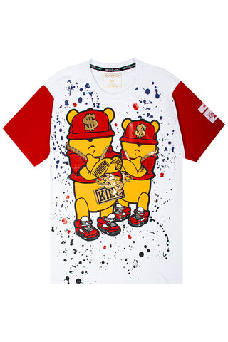Boss Bears T-Shirt - Red