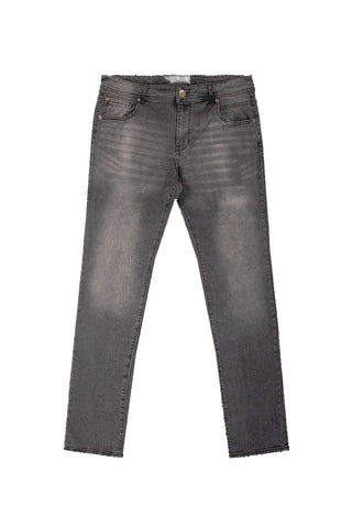 Core Essential Basic Skinny Jeans- Sand Black