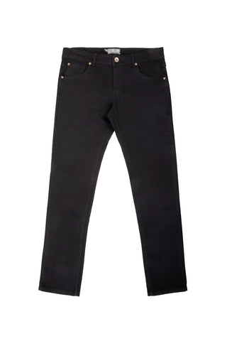 Core Essential Basic Skinny Jeans - Jet Black