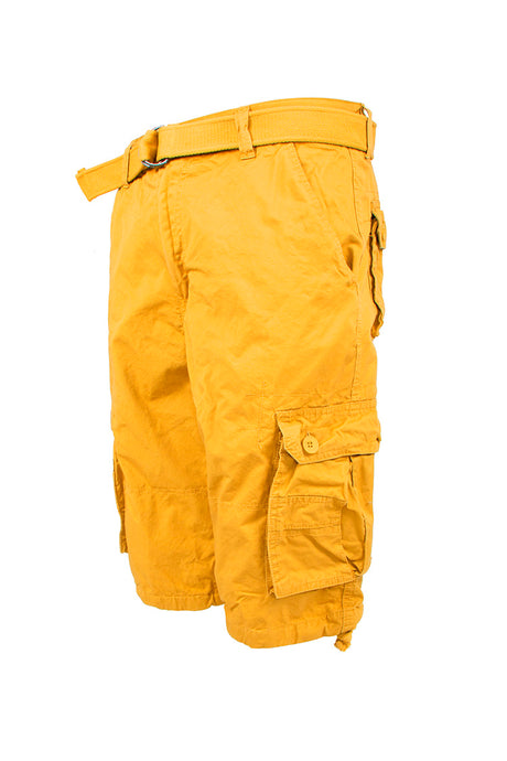 Core Essential Cargo Shorts - Timber