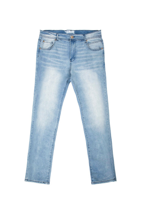 Core Essential Basic Skinny Jeans - Cool Blue