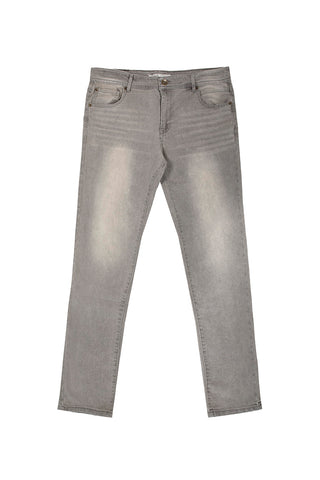 Core Essential Basic Skinny Jeans - Grey