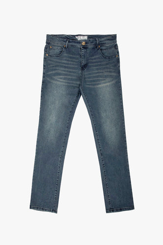 Core Essential Basic Skinny Jeans - Indigo