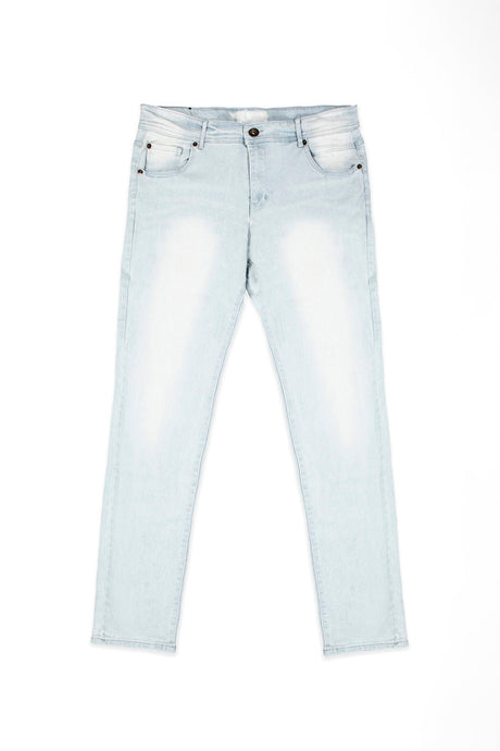 Core Essential Basic Skinny Jeans - Light Blue