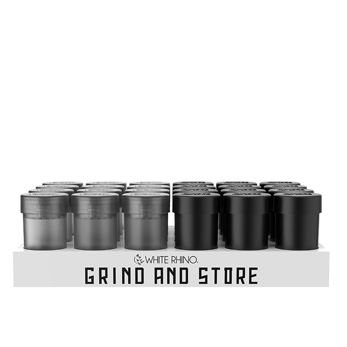 Grind and Store 24 Count - Black Series