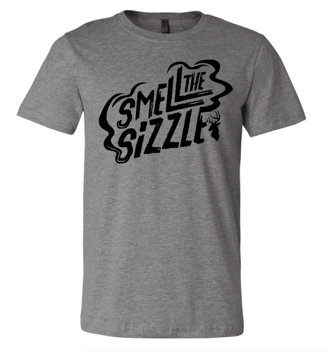 Smell The Sizzle T-Shirt