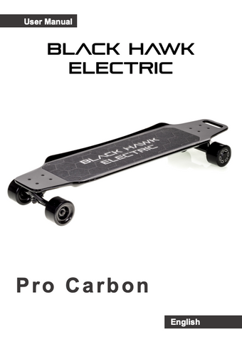 Pro Carbon User Manual