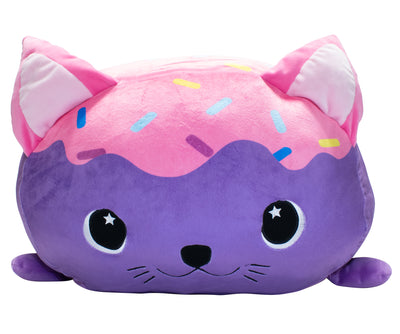 Freckles the Doughnut Cat Jumbo XL - 24""