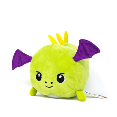 Drac the Dragon Plush Bank