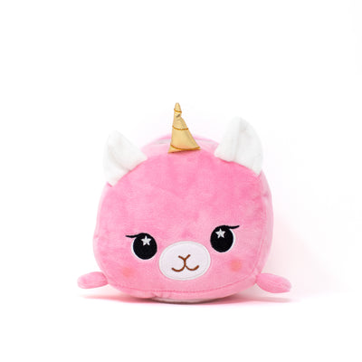 Lucy the Llamacorn Plush Bank