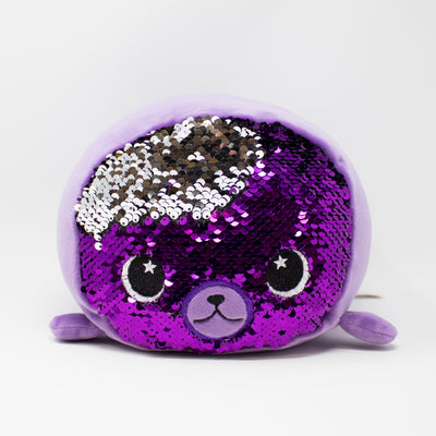 Percy the Seal - Sequin Faced