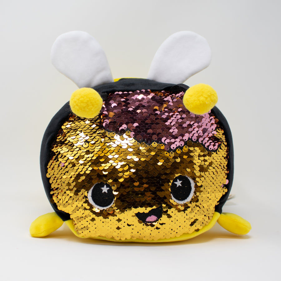Vee the Bee - Sequin Faced