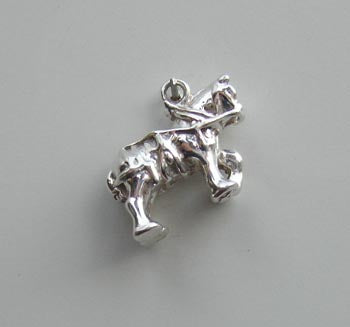 Horse (Draught) Charm