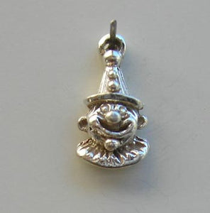 Clown Face Charm