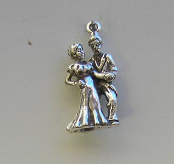 Dancing Couple Charm