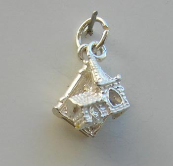 Church and Bible Charm