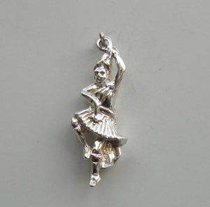 Highland Dancer Charm