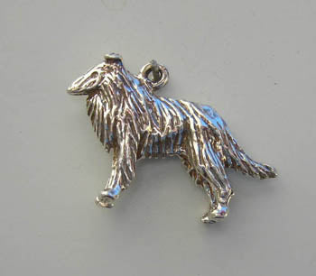 Dog (Collie) Charm