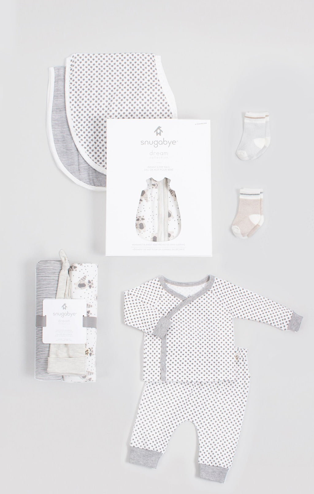 Baby Essentials Gift Bundle for Neutral