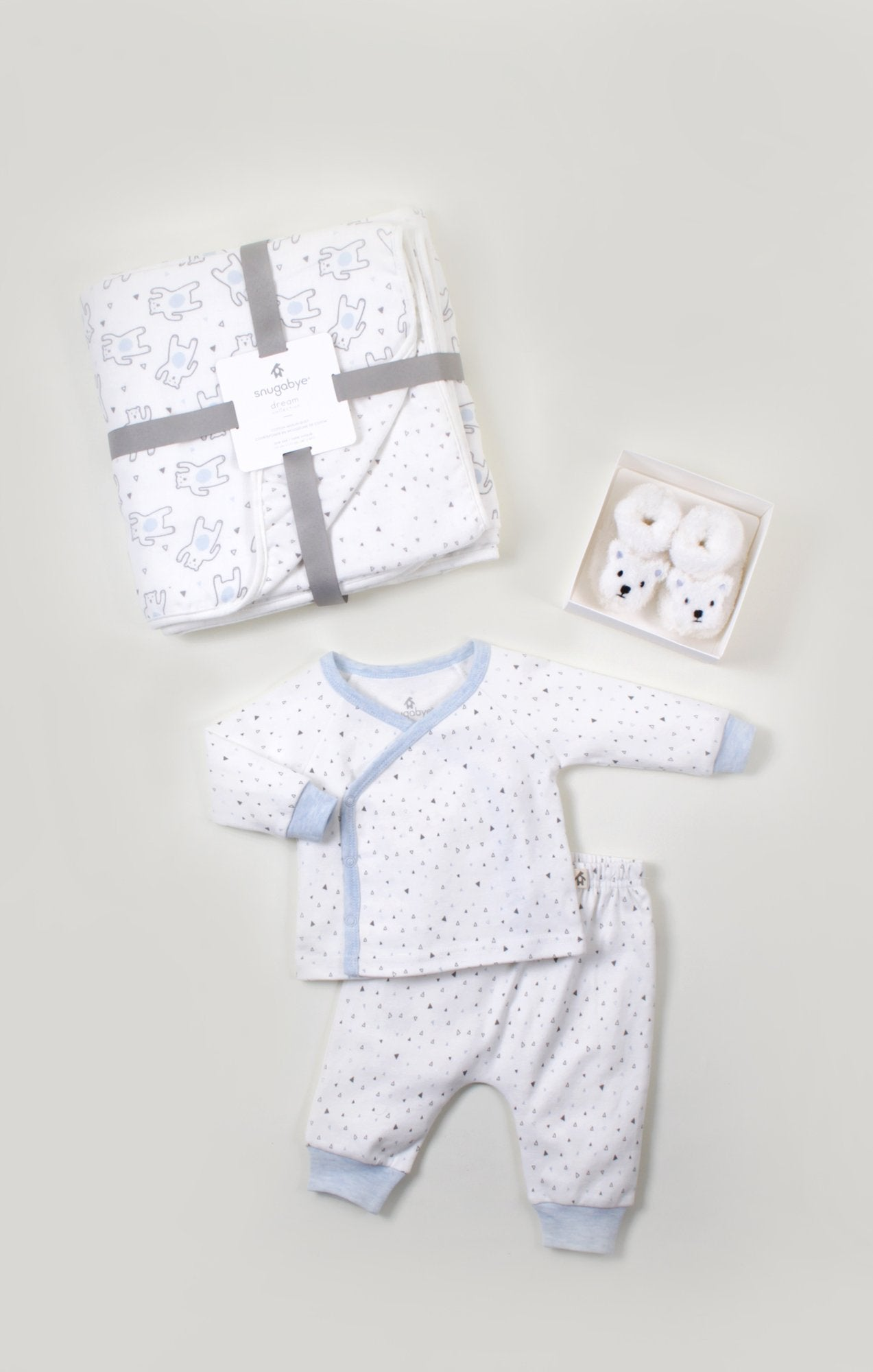 Cozy Cuddle Gift Bundle for Boys