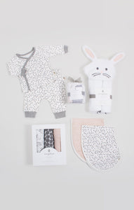 Layette Necessities Gift Bundle for Girls
