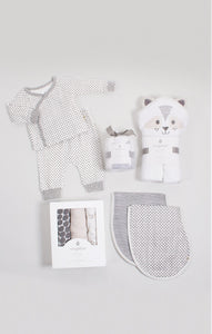Layette Necessities Gift Bundle for Neutral