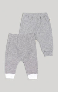 Baby Girl Grey Harem Pants 2 Pack